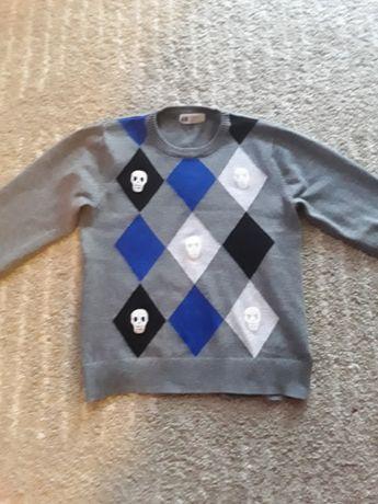 Sweterek H&M 122/128