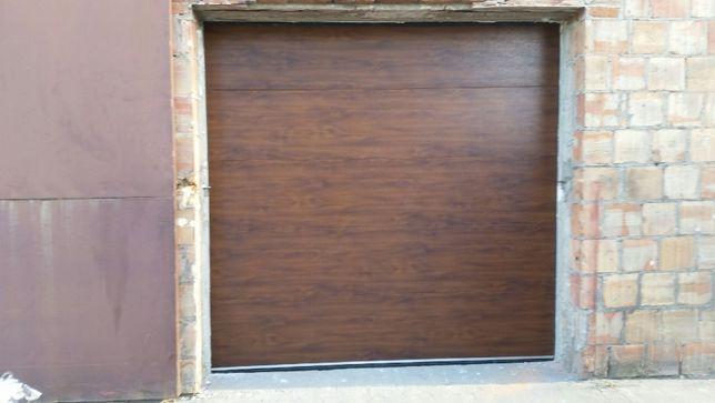 Brama Segmentowa Garażowa Bełchatów