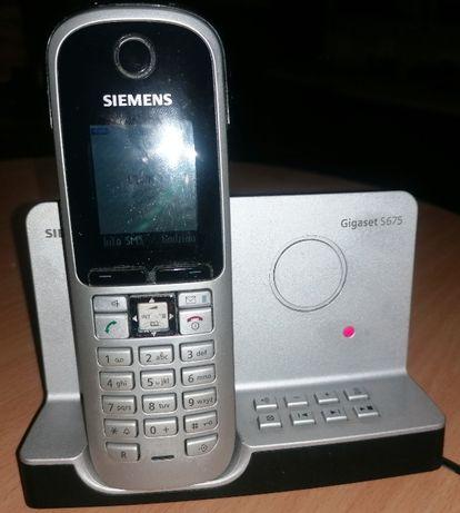 Telefon bezprzewodowy Siemens GigaSet S675