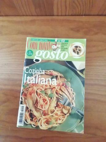 Revista cozinha italiana