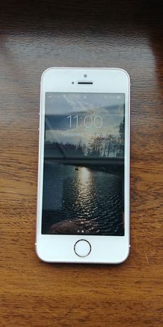 Iphone Se 32Gb Rose Gold Super Stan