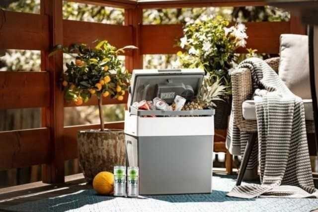 Tуристический Автохолодильник холодильник Термобокс Adler AD 8078 30 L
