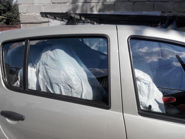 "Багажник на ""САНДЕРО"""