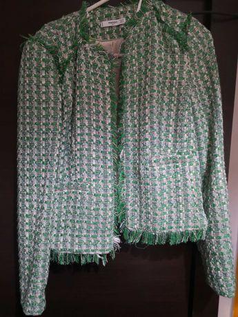 Casaco Tweed da Mango