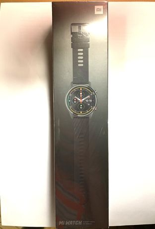 Смарт годинник Xiaomi Mi Watch Black