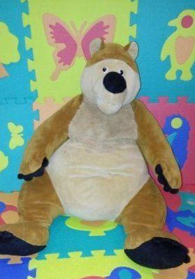 Медведь, Мишка, Большой красивый медведь в отличном состоянии.