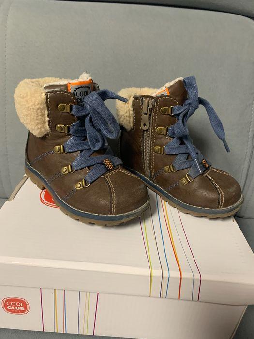 Buty zimowe dziecięce trzewiki rozmiar 23 Skarżysko-Kamienna - image 1