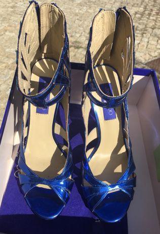 Sandálias Jimmy Choo by H&M - Novas