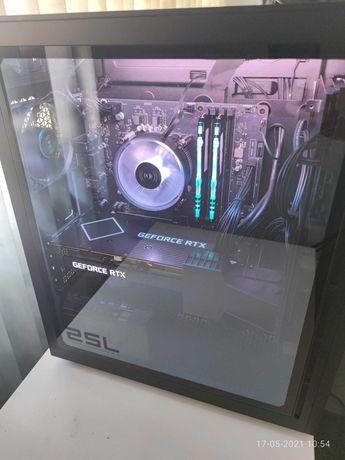 HP OMEN 25L  Intel Core i7-10700F/16GB/2TB / 512GB SSD/GTX1070
