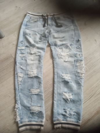 Spodnie dżinsy zapraszam