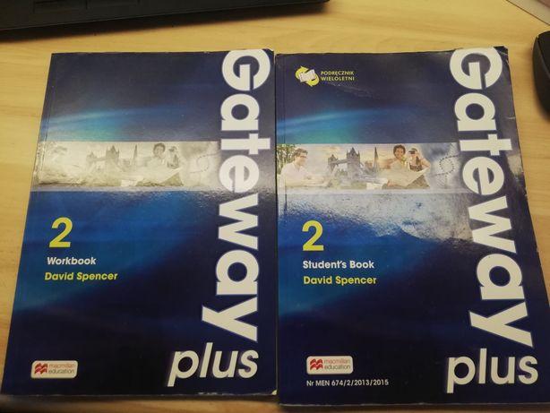 [NOWA CENA] Gateway plus 2 (podręcznik i ćwiczenia)
