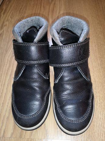 Кожаные демисезонные ботинки Pablovsky. Детские, подростковые. Обувь.