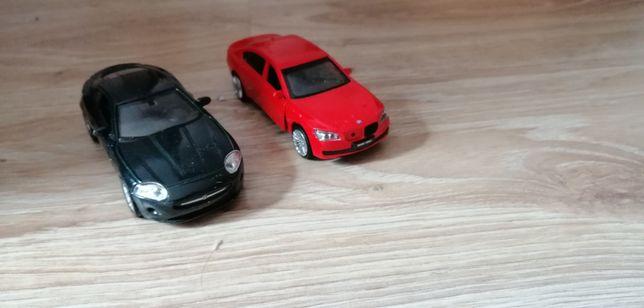 2 auta dla dzieci bmw i Jaguar