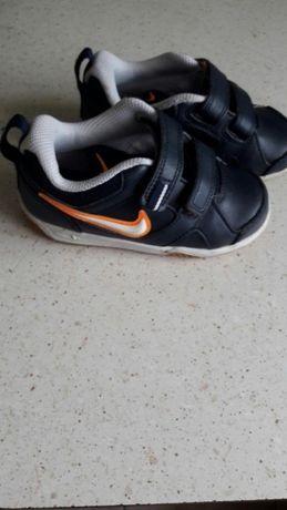 Skórzane buty Nike 25