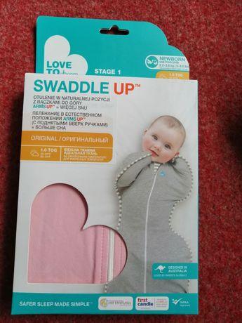 Nowy Swaddle up newborn otulacz sleep bag kombinezon do spania