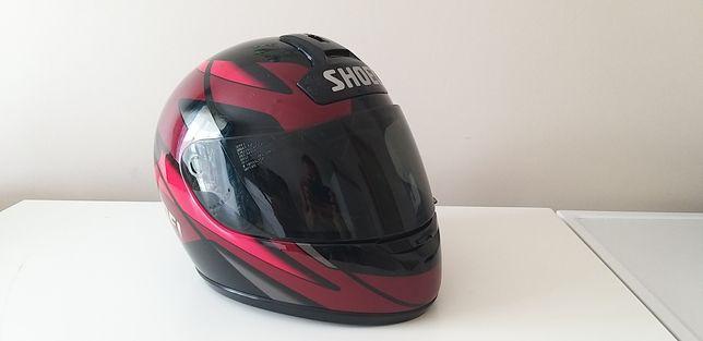 Kask motocyklowy Shoei cx 1 ciemna szyba 53-54cm S XS