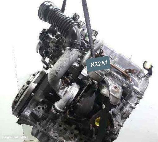 Motor Honda FR-V Accord Civic CR-V 2.2CTDI 140Cv Ref. N22A1