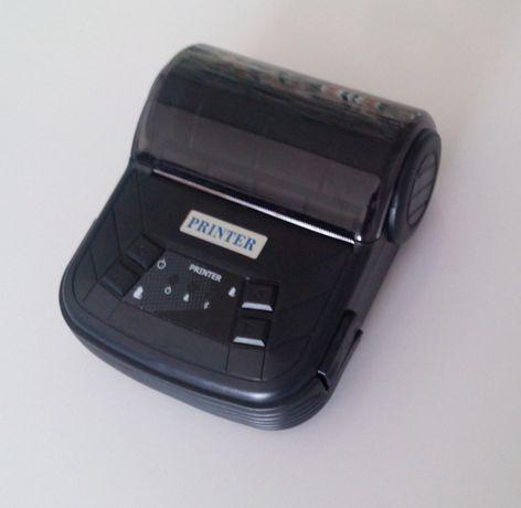 Impressora termica de taloes portatil