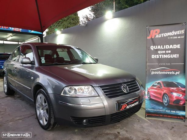 VW Passat 1.9 TDi Exclusiveline T
