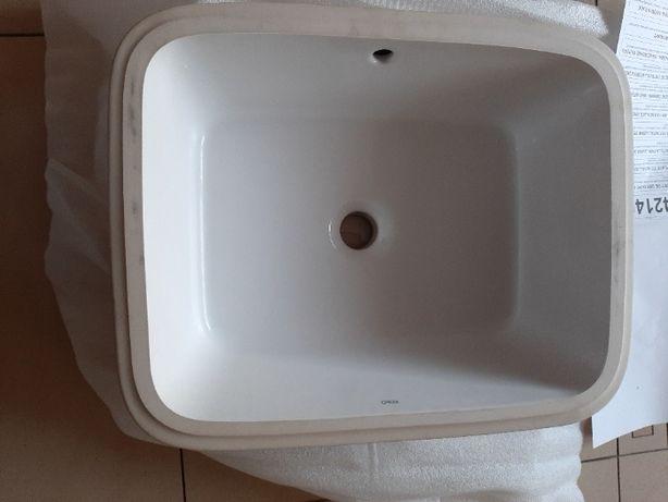 NOWA Umywalka podblatowa KOŁO VARIFORM 45x35 cm
