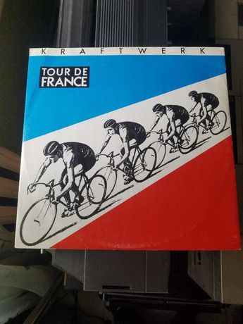 Винил/Vinil KRAFTWERK  Tour De France