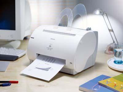 Лазерный принтер canon 1120 с новым катриджем. Чернигов - изображение 1