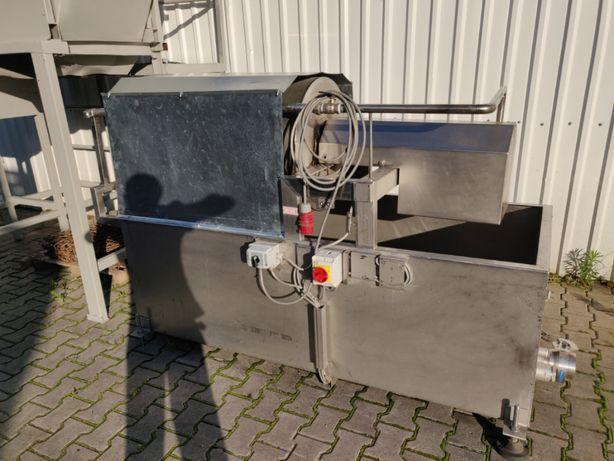 Filtr recyrkulacyjny ze stali nierdzewnej wspolpracuje z myjkami