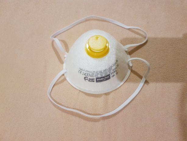 Maska ffp1 z zaworkiem