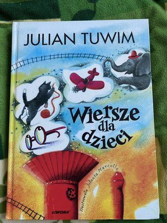Książka Wiersze dla dzieci Julina Tuwima