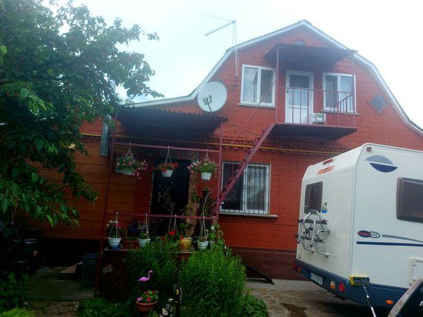 Продам пол дома центр города Борисполя