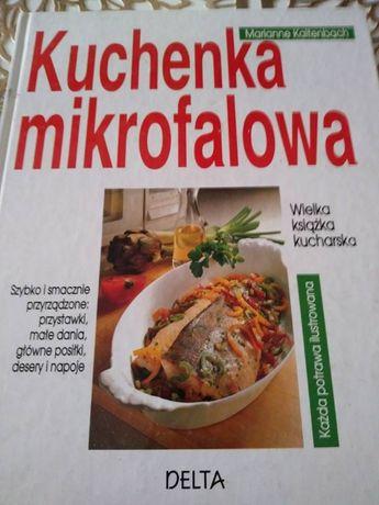 Ksiazka kucharska Kuchenka mikrofalowa