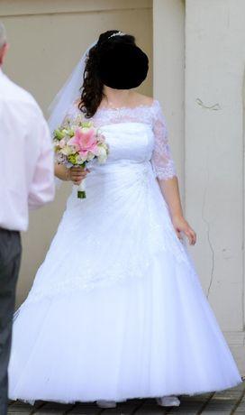 Suknia ślubna Duber 1403 rozm. 48