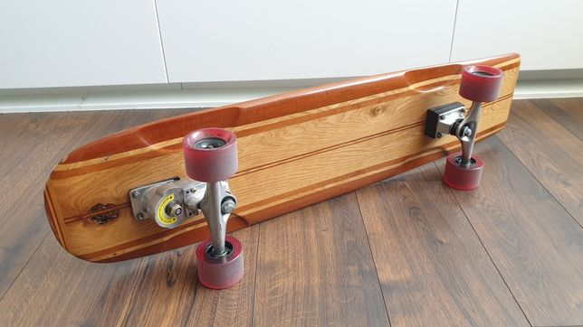 Skate longboard custom made trucks Smoothstar