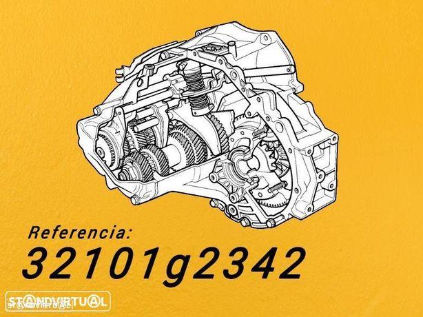 Caixa de Velocidades Recondicionada NISSAN Terrano II 2.7 td de 2001
