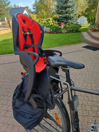 Fotelik rowerowy Hamax AS model KISS