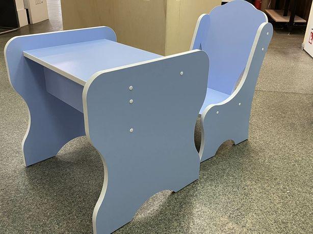 Комплект детской мебели, стол и стул, любое количество