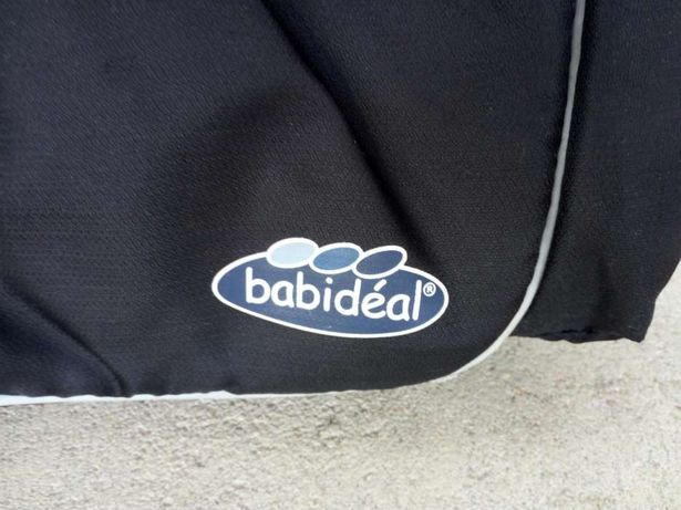 Saco/mala de bebé da marca BABIDEAL
