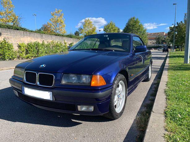 BMW 318i cabrio com 130.000 kms
