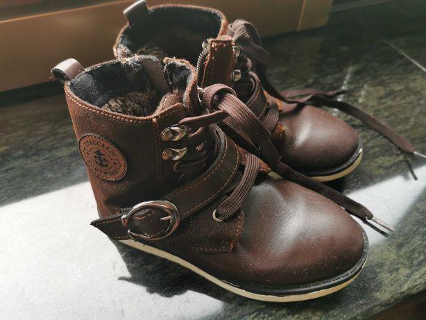 Buty zimowe dla chłopca r. 30