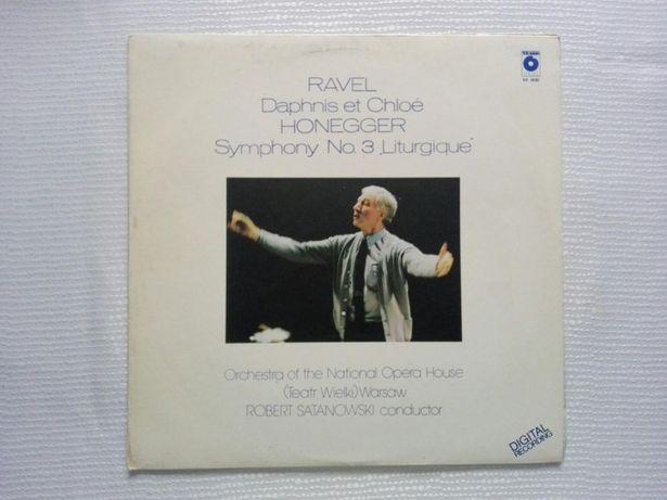 LP/ Ravel Daphnis Et Chloe/Honneger Symphony No.3