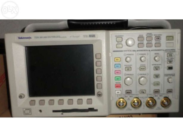 Osciloscopio Tektronix TDS3014B 4 Ch. Color