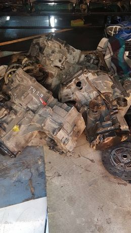 КПП Т4 коробка передач Volkswagen T4 1.9 2.4 2.5 кпп 65кв 75кв