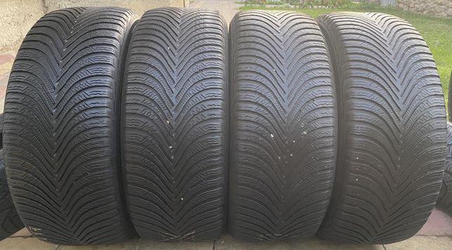 Шини/резина 215/55R17 Michelin Alpin 5,стан 80%