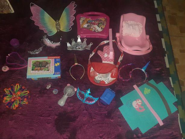Zabawki różne dla dziewczynki