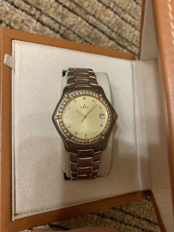 Ebel,годинник,часы,оригінал!Швейцарские часы