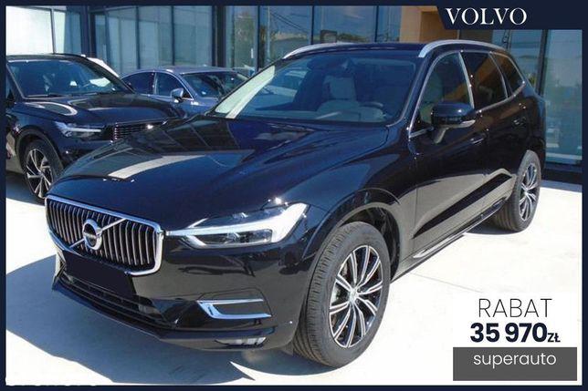 Volvo XC 60 B4 B Inscription aut (211KM)   Lighting + Climate + Navi Tech