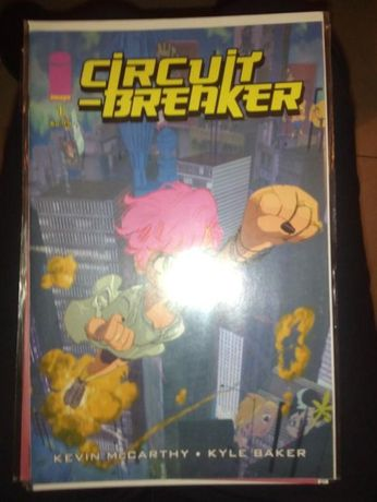Circuit Breaker 1 e 2 Comics Image comics