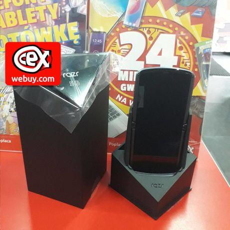 Motorola Razr 5G 256GB Czarny Dwa lata gwarancji!