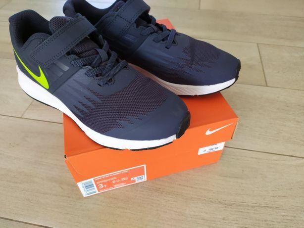 Buty Nike Star Runner, 22 cm wkładka, rozmiar 35. Jak nowe.
