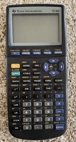 Calculadora TI 83